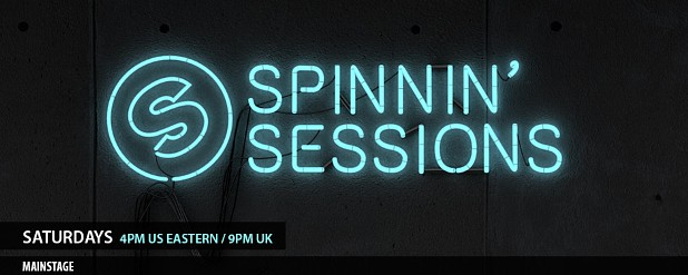Spinnin Sessions Homepage Banner