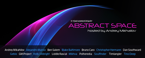Abstract Space *3 Year Anniversary*