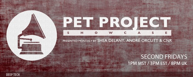 Pet Project - Homepage Banner