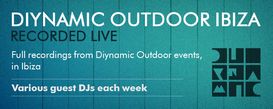Diynamic Outdoor Live Recordings