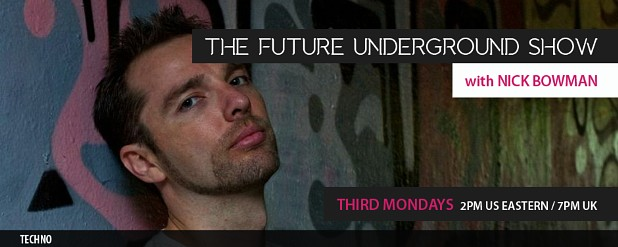 The Future Underground Show (Techno)