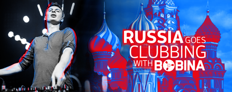 Russia Goes Clubbing
