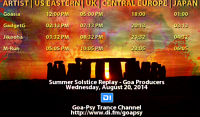 Summer Solstice 2014 Encore