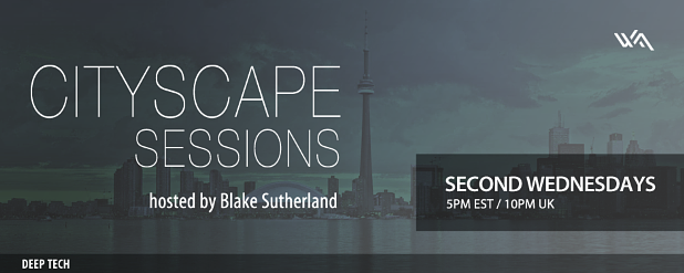 cityscape sessions - wideangle recordings