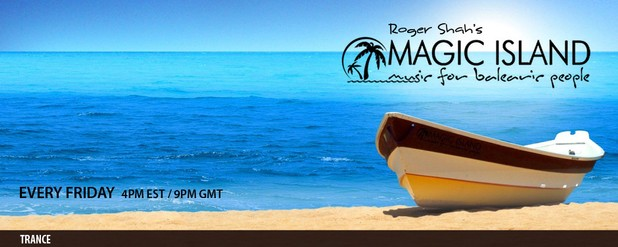 Magic Island with Roger Shah - Homepage Banner