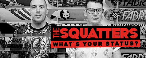 The Squatters Monthly Mix